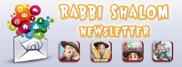 RabbiShalom_Newsletter