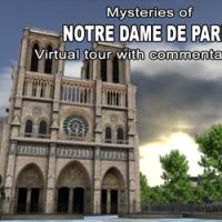 Notre-Dame de Paris en 3 D dans le PARISIEN