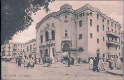 Tunis le theatre